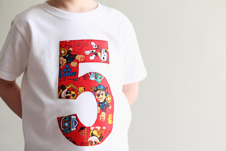 Shirt design jackson tn - Paw Patrol Birthday Boys Paw Patrol Shirt Boys Paw Patrol Boys Birthday Shirt Paw Patrol Paw Patrol Party Boys Birthday Shirt