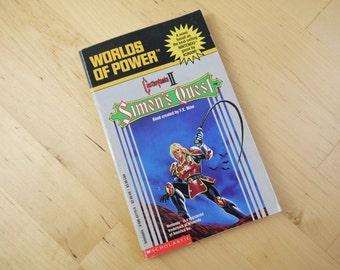Vintage Nintendo NES Castlevania 2 Simon's Quest Worlds of Power Book 1990