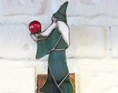 Stained Glass Wizard Nightlight