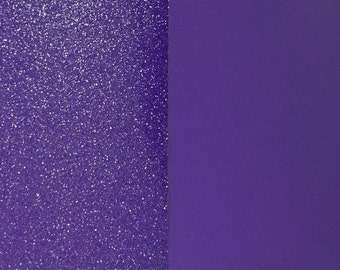 Make any adhesive vinyl GLITTER vinyl with our glitter laminate NOT for use with heat transfer