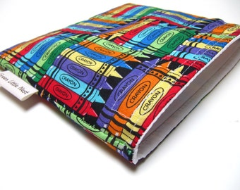 Reusable Snack Bag, CRAYON Snack Bag, Eco Friendly Snack Bag, Teacher Gift, Reusable Sandwich Bag