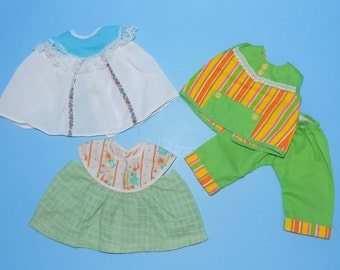 Vintage Doll Clothes Circa 1970s