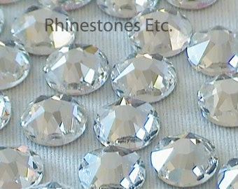 Crystal 30ss Swarovski Elements Rhinestone Flat Back 10 piece