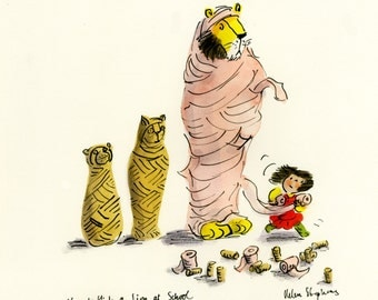 How to Hide a Lion - Mummy