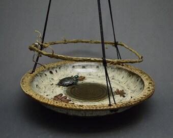 Birdbath Bird Feeder