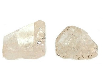 Golden Topaz Gemstone Crystal Rough,  Wire Wrap Semiprecious Jewel,  Solid Sunshine Semi Precious Gem Stone, Raw Earth Nuggets