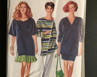 Simplicity New Look Sewing Pattern 6970 Uncut Misses Top, Pants and Skirt Size 6-16