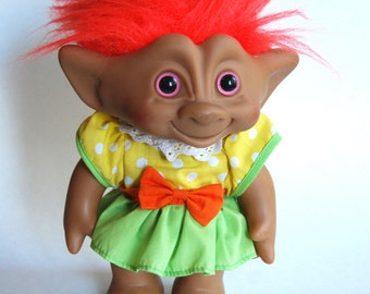 Retro Troll Doll, Ace Novelty Co