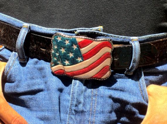 Rfid Wallet Belt Buckle Leather Insert Credit Card Wallet