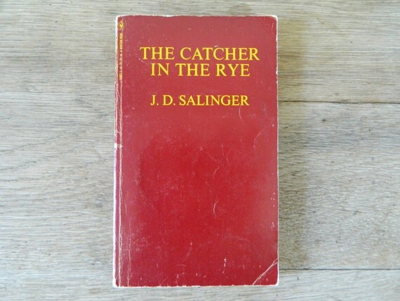 950s in j d salingers the catcher in the rye Symbolism in jd salinger's the catcher in the rye essay 2842 words | 12 pages cannot be fully understood and appreciated if only read for face value, and jd.