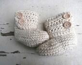 Crochet Boots, Baby Crochet Booties, Baby Girl, Baby Boy
