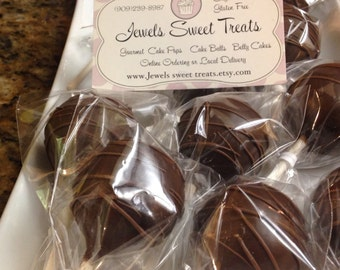 12 Sugar Free Cake Balls Or Cake Pops  Gift  Box  or any Occasion