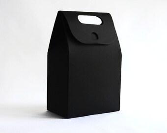 Set of 30, Kraft Gift Box, Favor, Gift, Party