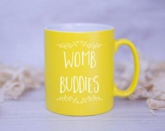 WOMB BUDDIES Satin Coated Mug