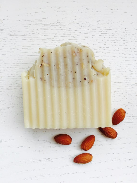 Soap - Cherry Almond Handmade Soap - Natural Soap - Vegan Soap