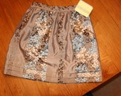 Parisian skirt with pleats