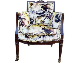 19th Century Chair Named Eleanor