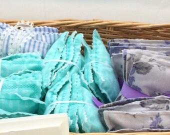 Set of 4 Lavender Dryer Sheets