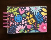 The flowers you gave me 4 x 6 spiral notebook