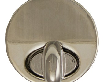 Lorelei Nickel Plated Turnlock Clasp #020-650101