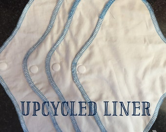 Panty liner mama cloth upcycled