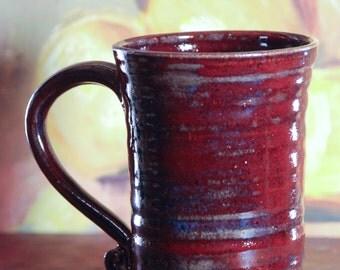 Handmade Pottery Stoneware Coffee Mug