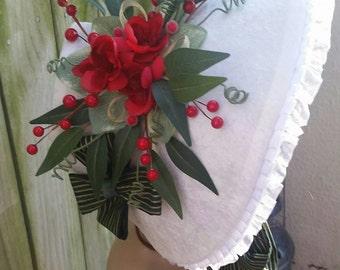Christmas Caroling Bonnet #16