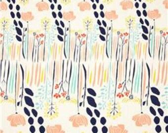 Art Gallery Meadow Summer Grove Crib Sheet