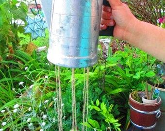 Vintage Coffee Pot Windchime