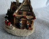 Christmas Village/ Deer Valley Lodge