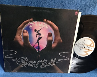 "Vintage, STYX - ""Crystal Ball"", Vinyl LP, Record Album, Original 1976 First Press, Mademoiselle, This Old Man , Pop Rock"