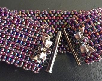 Bows & a Rainbow Bracelet