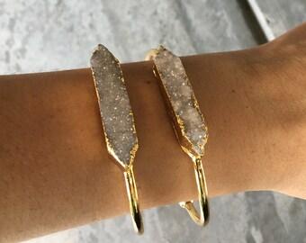 Druzy Bracelets