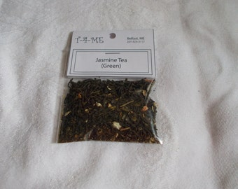 ORGANIC Tea- Green tea-Jasmine