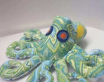 "9"" Baby Octopus"