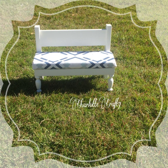 Child Farmhouse Bench