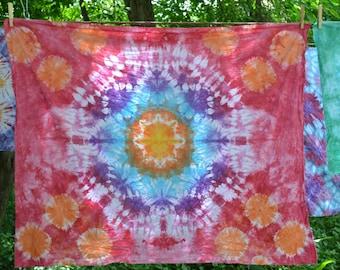 Psychedelic Mindscape Tapestry