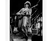 Jimmy Page Publicity Photo 8 by 10 Inches