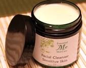 Unscented Facial Cleanser for Sensitive Skin