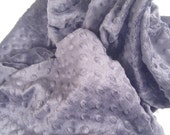 All Sizes Minky Sheets or Changing Pad - Standard, Mini, Pack N Play Sheet or Changing Pad Cover - Charcoal