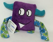 Monster baby plush: Stumblebum