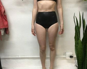 Matte Black Hot Short