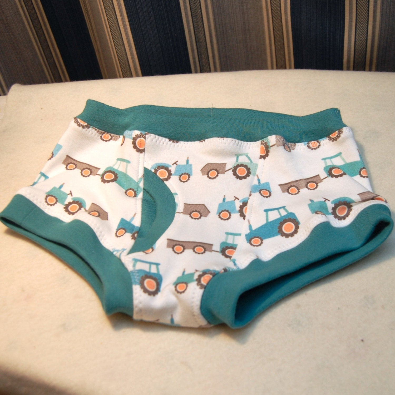 Boys Tractor Underwear Breeze Clothing