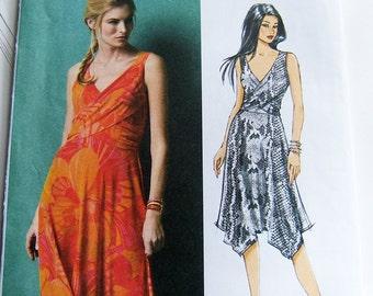 Butterick 5885 uncut size 6 - 14  Maggy London dress