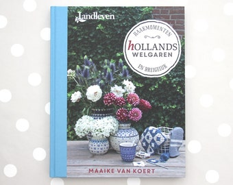 Hollands Welgaren crochet and knitting book