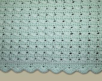 CROCHET Pattern Baby Blanket Pattern Cutie by PatternWorldUK