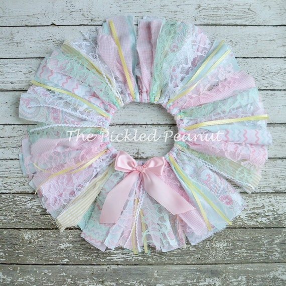 Items similar to shabby chic 1st birthday girl outfit 1st birthday outfit baby tutu baby girl - Shabby chic outfit ideas ...