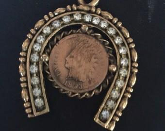 1893 Penny Pendant