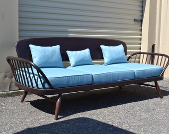 Ercol Daybed / Sofa Vintage Mid Century Modern