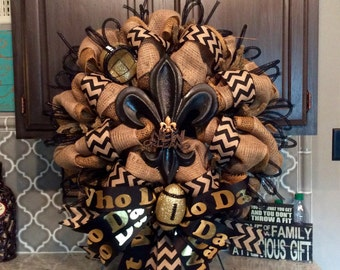 Beautiful Saints Wreath